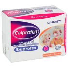 Calprofen 3+months ibuprofen - 12x5ml Brand Price Match - Checked Tesco.com 27/08/2014