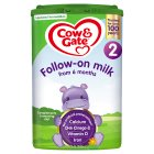 Cow & Gate 3 for babies 6months+ - 900g Brand Price Match - Checked Tesco.com 05/03/2014