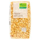 Waitrose LOVE life yellow split peas - 500g