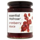 essential Waitrose cranberry sauce - 305g