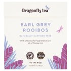 Dragonfly rooibos earl grey caffeine free 40 tea bags - 100g Brand Price Match - Checked Tesco.com 08/02/2016