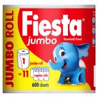 Fiesta Jumbo Kitchen Towel Roll - each