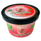 Tofutti organic strawberry frozen dessert