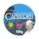 Capricorn English goats cheese - 100g