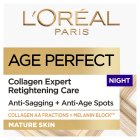 L'Oréal age perfect mature skin night - 50ml Brand Price Match - Checked Tesco.com 18/08/2014