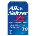 Alka seltzer XS tablets - 20S Brand Price Match - Checked Tesco.com 16/07/2014