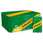 Schweppes canada dry multipack cans - 12x150ml Brand Price Match - Checked Tesco.com 03/02/2016