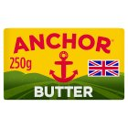 Anchor butter 250g - 250g Brand Price Match - Checked Tesco.com 16/12/2013