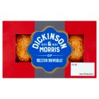 Dickinson & Morris pork pies snack Melton Mowbray - each