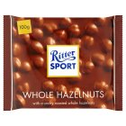 Ritter Sport whole hazelnuts - 100g