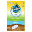 Pledge dusters -  Brand Price Match - Checked Tesco.com 01/07/2015