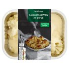 Waitrose cauliflower cheese - 400g