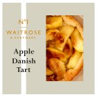 Waitrose Seriously Fruity Apple Tart - 530g