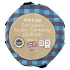 Waitrose Melton Mowbray large pork pie - 440g