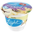 Muller Light smooth vanilla yogurt
