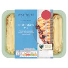 Waitrose shepherd's pie - 400g