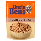 Uncle Ben's special mushroom rice - 250g Brand Price Match - Checked Tesco.com 14/04/2014
