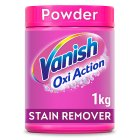 Vanish Oxi Action fabric stain remover - 1kg Brand Price Match - Checked Tesco.com 20/05/2015