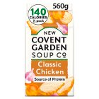 New Covent Garden chicken soup - 600g