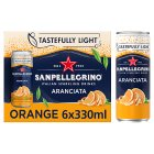 Sanpellegrino aranciata - 6x330ml Brand Price Match - Checked Tesco.com 18/08/2014