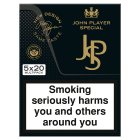 John Player special black cigarettes