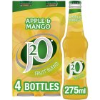 Britvic J20 apple & mango juice - 4x275ml Brand Price Match - Checked Tesco.com 04/12/2013