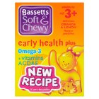 Bassetts early health plus orange - 30s Brand Price Match - Checked Tesco.com 02/12/2013