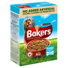 Bakers complete puppy beef & vegetables