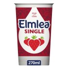 Elmlea single cream alternative - 284ml Brand Price Match - Checked Tesco.com 20/10/2014