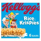 Kellogg's Rice Krispies cereal & milk bars - 6s Brand Price Match - Checked Tesco.com 16/07/2014