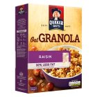 Quaker Oats granola cereal - 600g Brand Price Match - Checked Tesco.com 17/12/2014