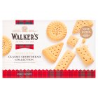 Walkers assorted shortbread - 250g