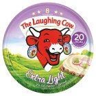The Laughing Cow extra light, 8 triangles - 140g