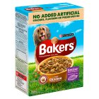 PURINA® BAKERS® Senior Chicken, Rice and Vegetable Dry Dog Food - 1kg