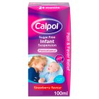 Calpol infant sugar free - 100ml Brand Price Match - Checked Tesco.com 05/03/2014