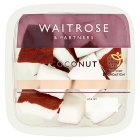 Waitrose coconut chunks - 90g