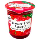 Yeo Valley organic summer fruits compote - 450g