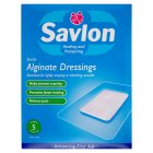 Savlon alginate dressings - 5s