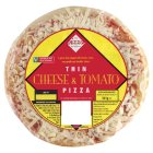 The Pizza Company thin cheese & tomato pizza - 141g