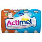Actimel coconut - 8x100g Brand Price Match - Checked Tesco.com 16/07/2014