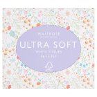 Waitrose Ultra Soft tissue - 56 sheets