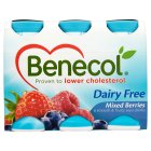 Benecol dairy free strawberry & berries fruit & soya drink