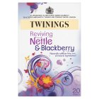 Twinings fresh & fruity blackberry & nettle 20 tea bags - 40g Brand Price Match - Checked Tesco.com 16/07/2014