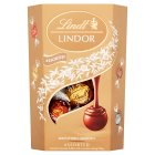 Lindt Lindor assorted chocolate truffles - 200g Brand Price Match - Checked Tesco.com 21/04/2014