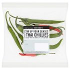 Waitrose Cooks' Ingredients mixed Thai chillies - 30g