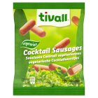 Tivall vegetarian cocktail sausages - Kosher