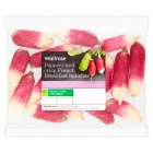 Waitrose French breakfast radishes - each