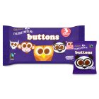 Cadbury Dairy Milk Buttons - 3 pack - 96g Brand Price Match - Checked Tesco.com 21/04/2014