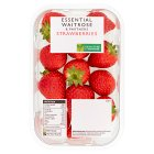 essential Waitrose British strawberries - 227g