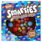 Smarties little gift cake -  Brand Price Match - Checked Tesco.com 29/10/2014